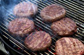 bbq- hamburgers